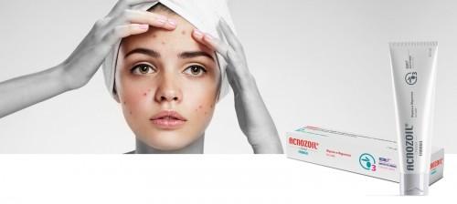 Acnozoil cream