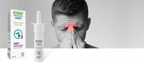 Otorig Spray Nasale