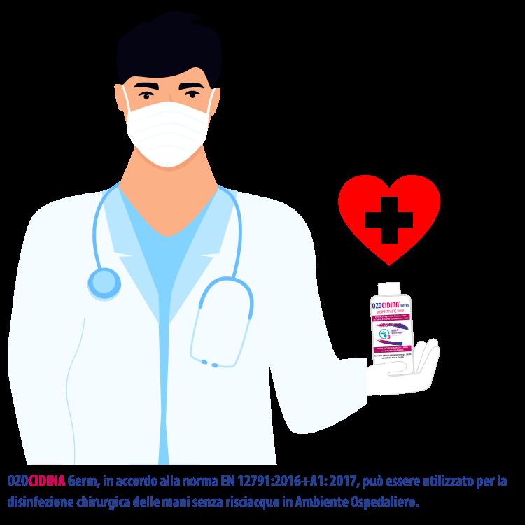 OZOCIDINA Germ, in accordo alla norma EN 127912016+A1 2017, può essere utilizzato per la disinfezione chirurgica delle mani senza risciacquo (3).png